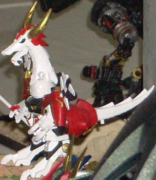 Gundam ya lainnya lagi.