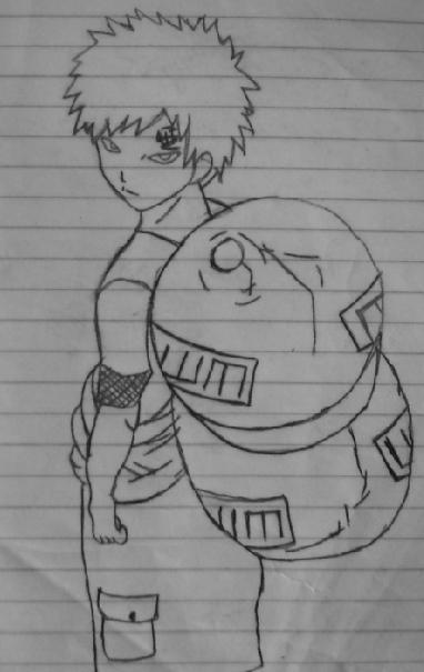 My Art Part Naruto Ninnameong