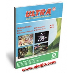 Cover majalah ultra