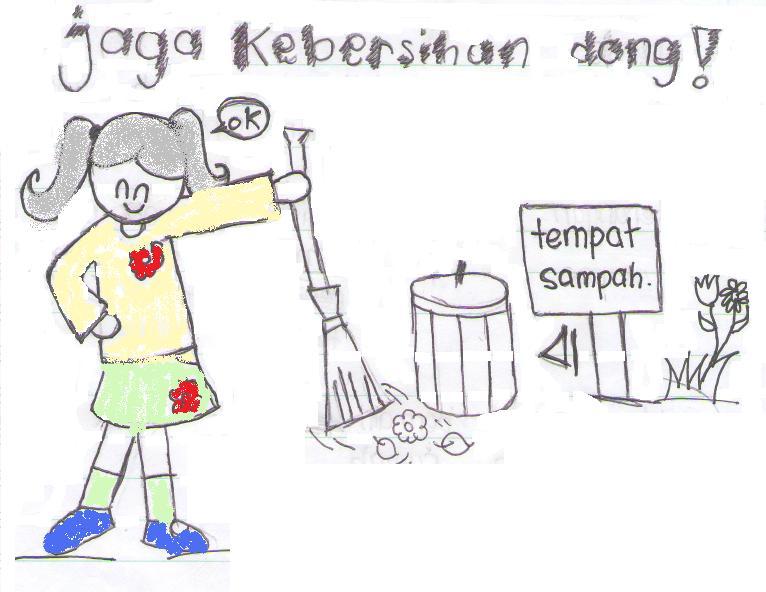 Jagalah Kebersihan Ninnameong